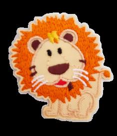 Ecusson Lion
